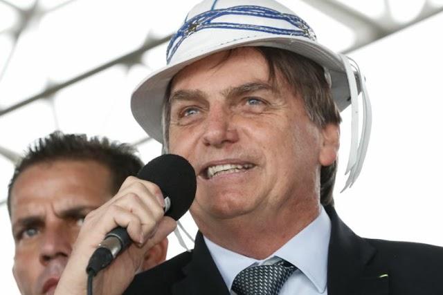 Jair Bolsonaro retorna à Paraíba na próxima semana