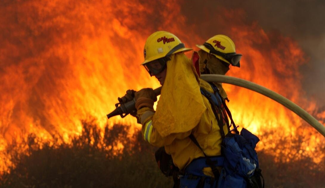 San Diego Fires Update >> CFN - CALIFORNIA FIRE NEWS - CAL FIRE NEWS : CA-MVU-Cocos Fire 1,995 acres, 100% Containment San ...