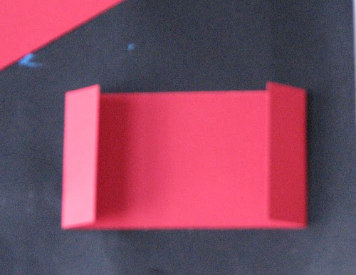 #13 - Origami Poinsettia 001