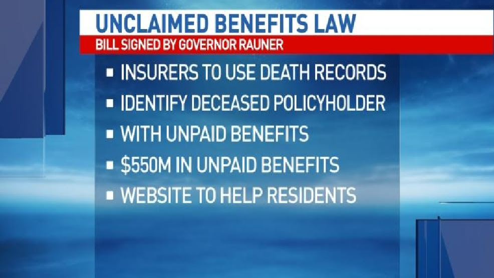 Finding unclaimed life insurance benefits