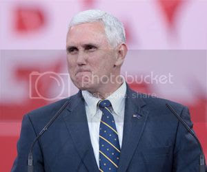Mike Pence Republican VP Nominee