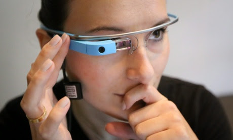 Google Glass advice: how to avoid being a glasshole