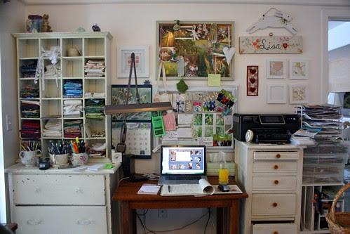 Inspiration Wall of my Study/Studio