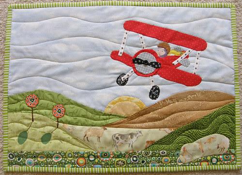 """""""Terrie Takes Flight"""""""