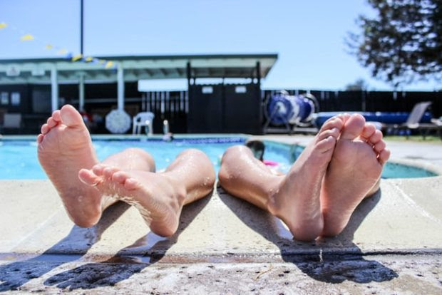 Ensure a Smooth Water slide for Your Residential Pool
