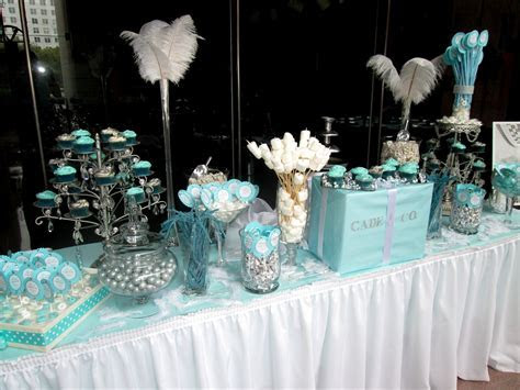 Real College Student of Atlanta: Tiffany & Co. Themed