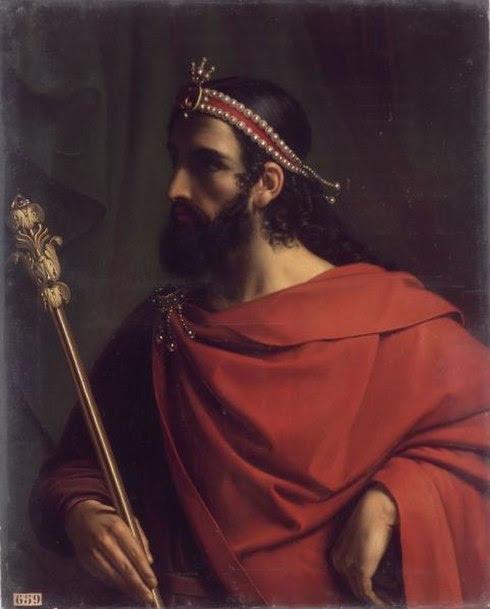File:Jean-Joseph Dassy (1796-1865) - Caribert, roi franc de Paris et de l'ouest de Gaule (mort en 567).jpg