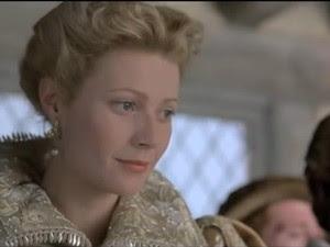 Gwyneth Paltrow em cena de Shakespeare Apaixonado, filme vencedor do Oscar em 1998. Sua campanha, mais agressiva, fixou um novo patamar de gastos (Foto: Reprodução)