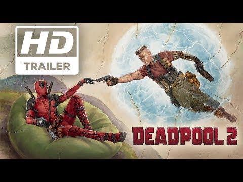 Nuevo Trailer para Deadpool 2 Aumenta el Hype hasta el techo