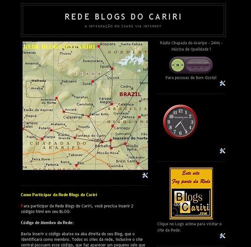 rede blogs do cariri