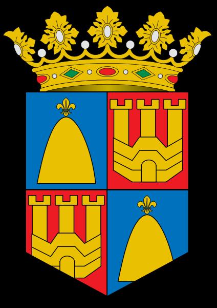 Fitxer:Escudo de Monzón.svg