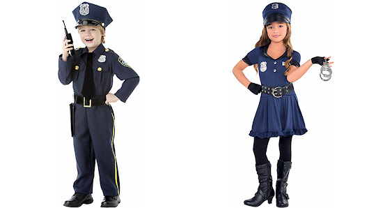 Mom to Party City: Your Halloween costumes for girls are inappropriate