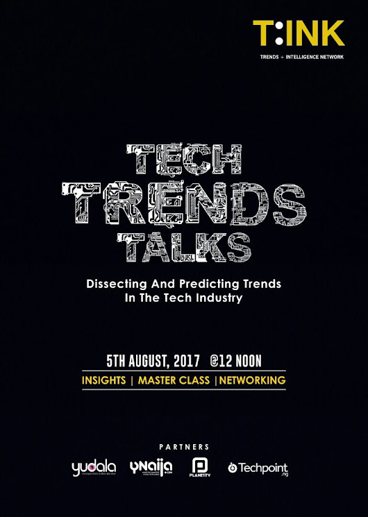 You're invited to Tech Trends Talk