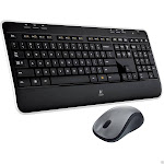 Logitech MK520 Wireless 2.4 GHz Keyboard and Mouse Combo
