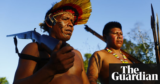 On the Amazon's lawless frontier, murder mystery divides the locals and loggers | World news | The Guardian