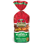 Gluten Free Everything Bagels 14 Ounce by Canyon Bakehouse