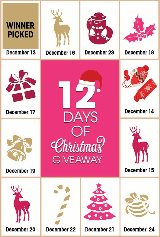 Simplicity's 12 Days of Christmas Giveaway