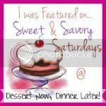 Dessert Now, Dinner Later!