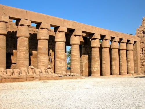 Temple of Amun, Karnak