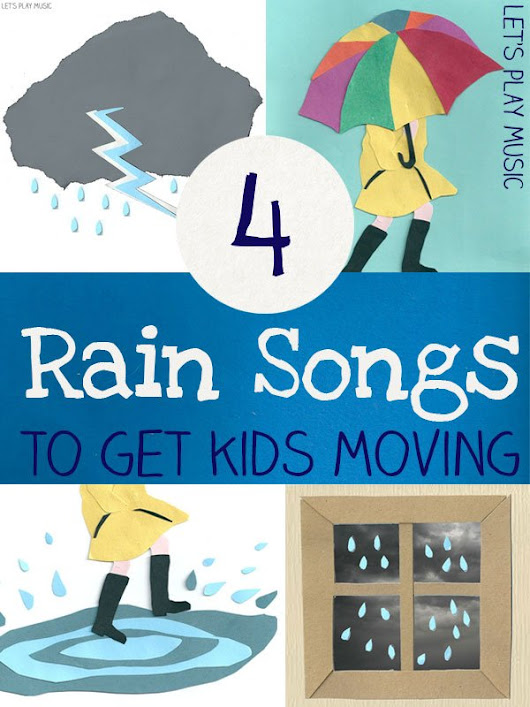 Rainy Day Nursery Rhymes : Songs for a Rainy Day