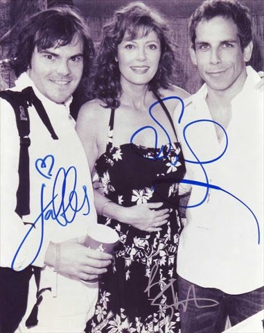 4933 Jack Susan And Ben In-Person Autographed Photo
