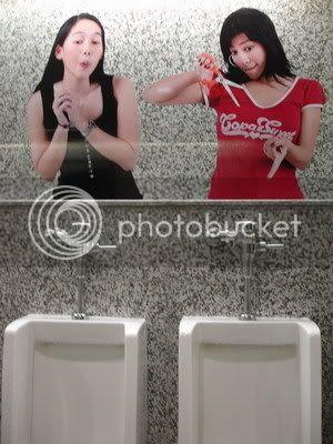 foto unik toilet di bangkok