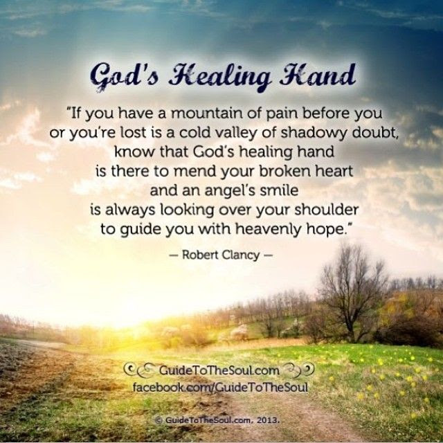Quotes About God Healing The Sick 16 Quotes