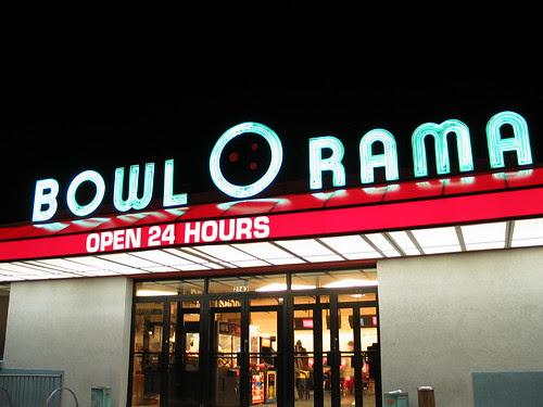 Bowl O Rama