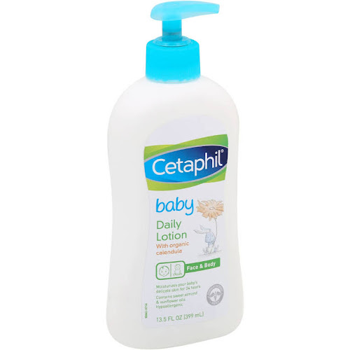 Cetaphil Baby Daily Lotion - 13.5 oz bottle