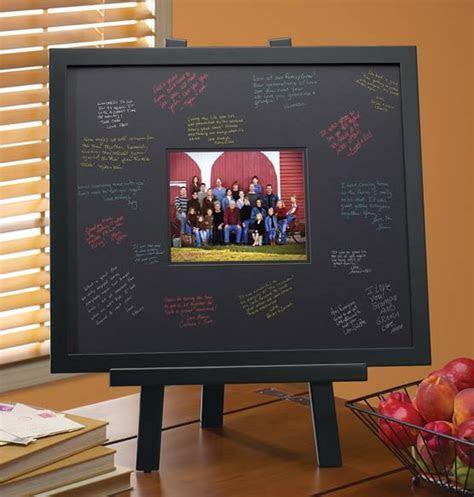 Black Mat Signature Frame   Keepsake Signature Frame