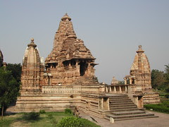 Khajuraho-Lakshmana_temple