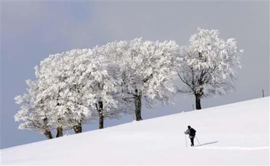 Χιόνια στην Ευρώπη (5)