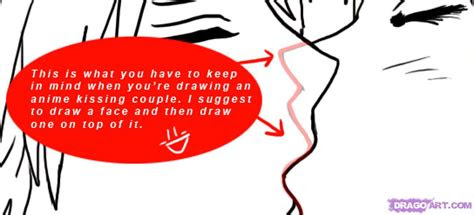 draw people kissing step  step drawing sheets added