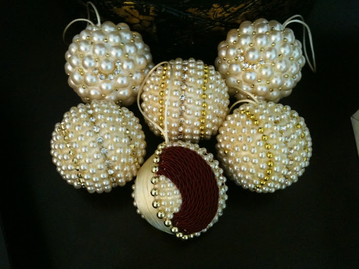 Bolas de Navidad preciosos y abeto de perlas y cuentas (42) (700x525, 268Kb)
