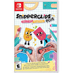 Snipperclips Plus: Cut it out, Together - Nintendo Switch