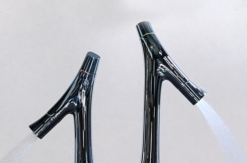 Philippe Starck and Axor Launch New Faucet Collection - Design Milk