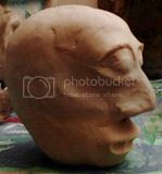 #Neila #scifi #StudioChezZzorhn #ELE420 #clay #model photo RattleHead_May05_2013_ZzorhnAlien002_zps9205821f.jpg