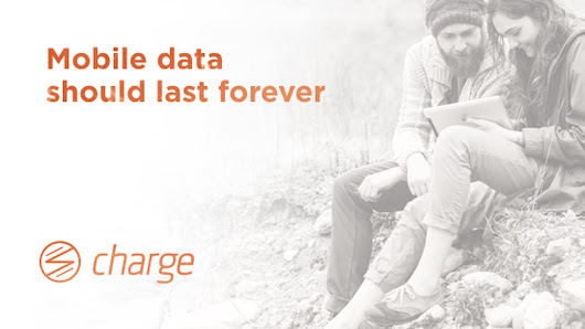 Charge Mobile Data dumps your phone's voice plan for pure data