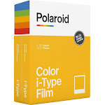 Polaroid - i-Type Color Film - White