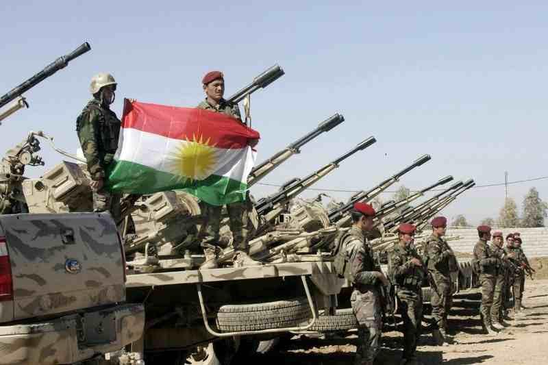 Οι Κούρδοι του Βόρειου Ιράκ εισβάλλουν στη Συρία… ανατροπή;