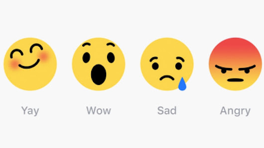 Introducing Reactions, Facebook's solution to the 'dislike button' problem