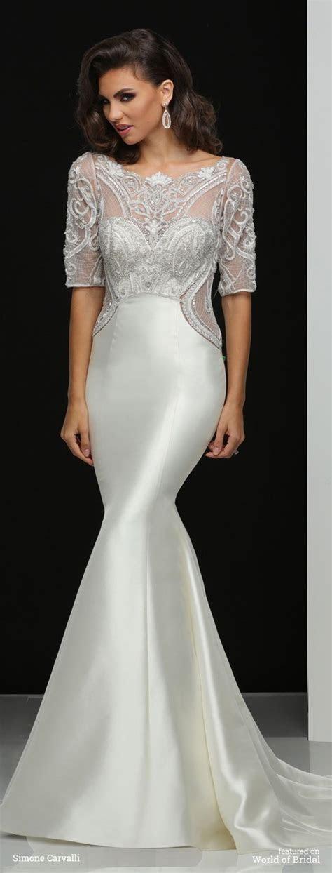 Simone Carvalli Spring 2016 Wedding Dresses   World of Bridal