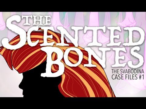 Trailer Review- The Scented Bones by Angelina Kerner