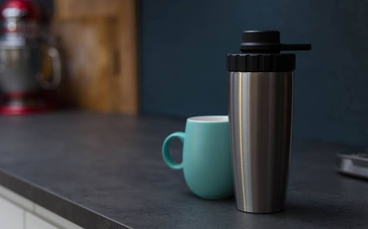 Norwegian start-up SteepShot unveils portable coffee maker