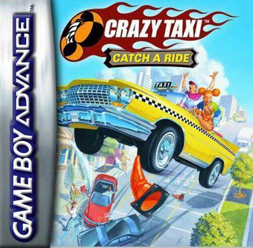 Crazy Taxi gba