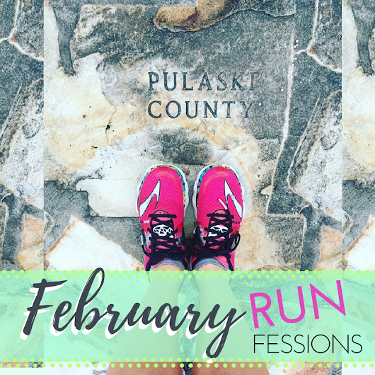 February Runfessions | Running on Happiness & DIY Projects | Just me Chelsea