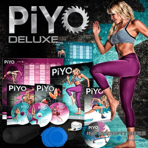 piyo deluxe  chalene johnson  beachbody