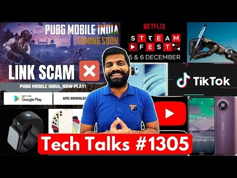 PUBG INDIA SCAM, Fastest Phone, iPhone 11 Free, Nokia 3 4, Pixel XE, YouTube Warn