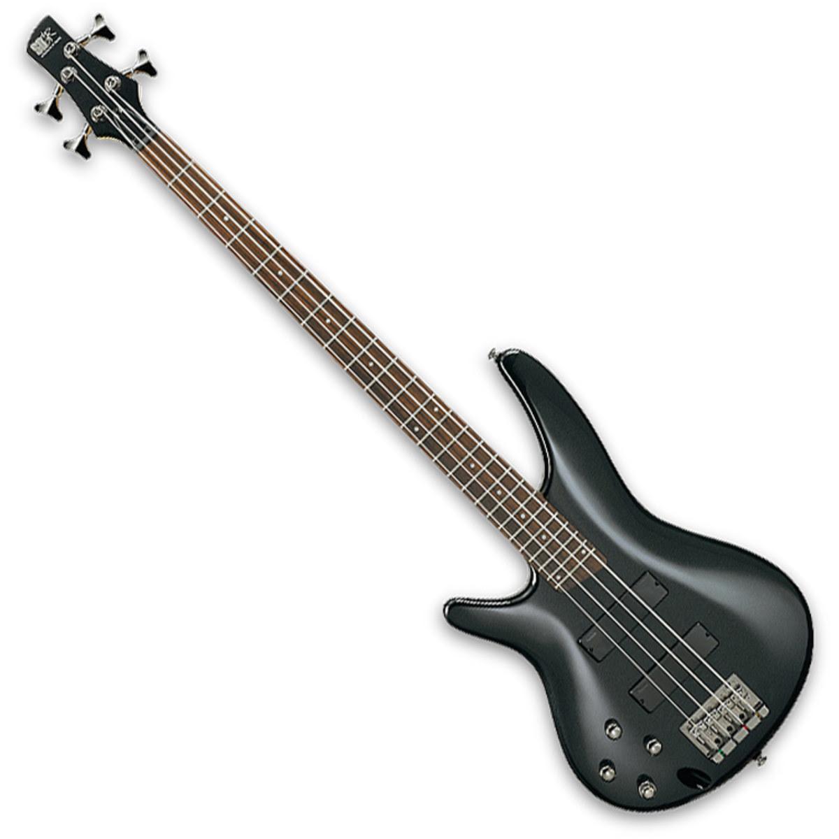 Resultado de imagen de ibanez left handed bass black
