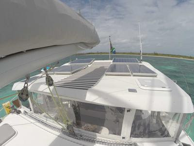 'Rat Catcher', an Island Spirit 401 Catamaran - Owner Version